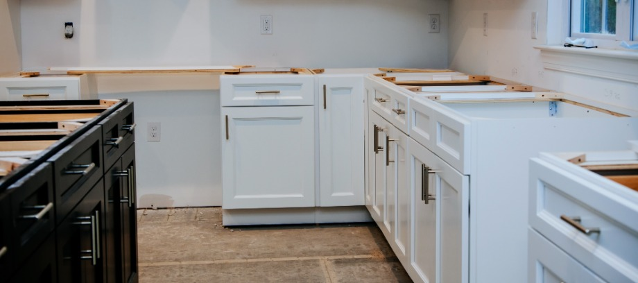 """Can I replace my countertops and keep my existing cabinets?"""